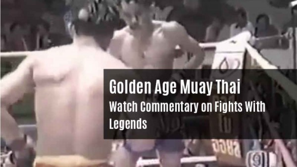 Golden Age Fights With Legends