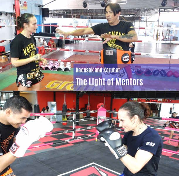 Kaensak and Karuhat - The Light of Mentors