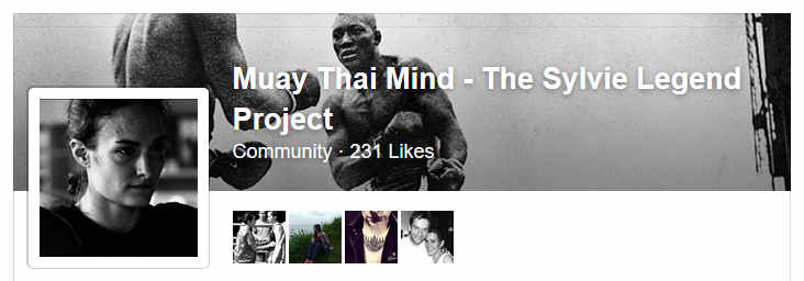 Muay Thai Mind - The Sylvie Legend Project