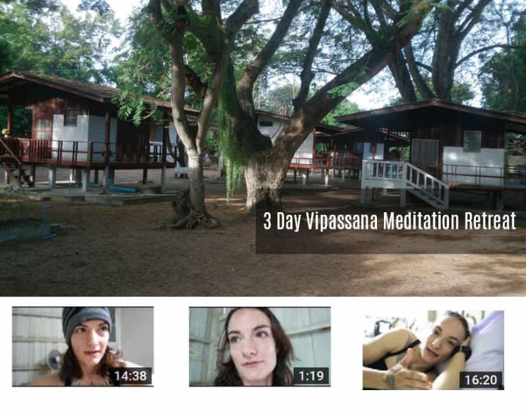 3 Day Vipasanna Meditation Retreat in Pattaya