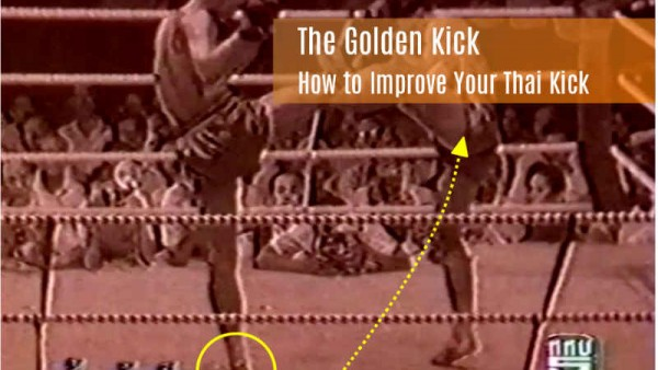 The Golden Kick - How to Improve Your Thai Kick