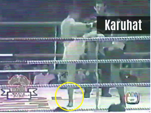 The Golden Kick - Karuhat