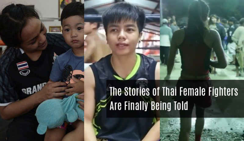 The Stories of Thai Female Fighters Are Finally Being Told