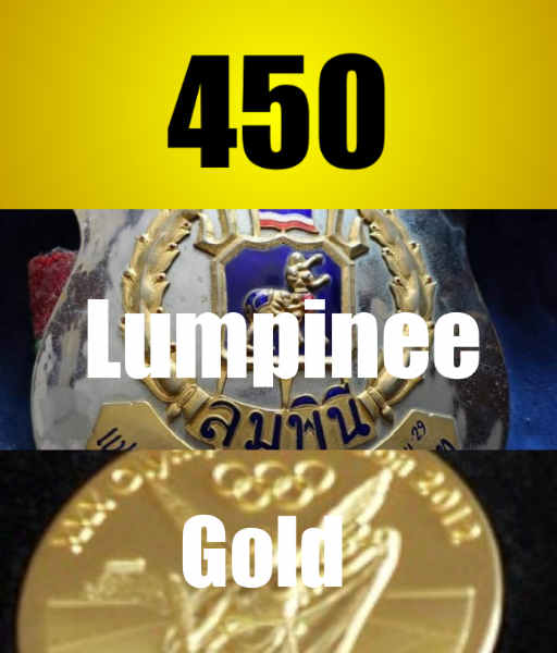 Impossible Goals - 450-Lumpinee-Gold