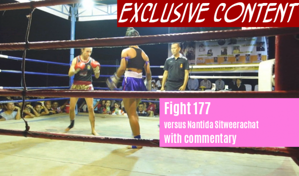 Fight 177 Nantidaa with commentary