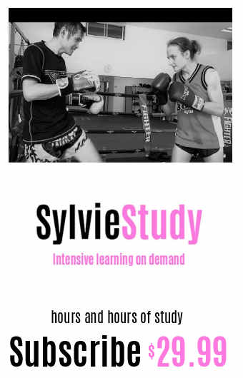 Subscribe On Demand Sylvie Study