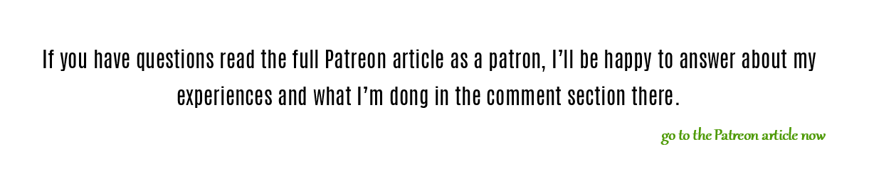 Go to the full patreon article now
