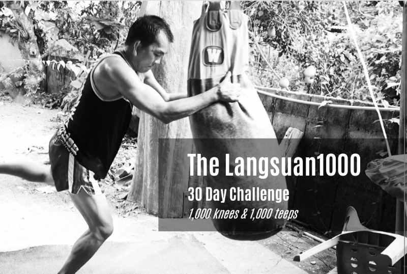Langsuan1000 30 day challenge