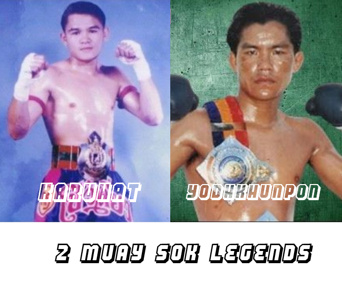2 Muay Sok Legends