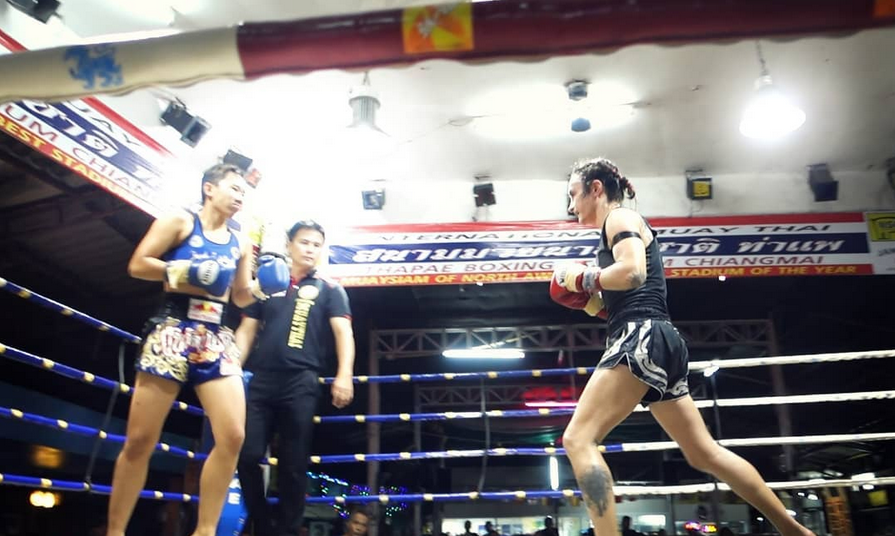 Fight 227 - Sylvie vs Thanonchanok