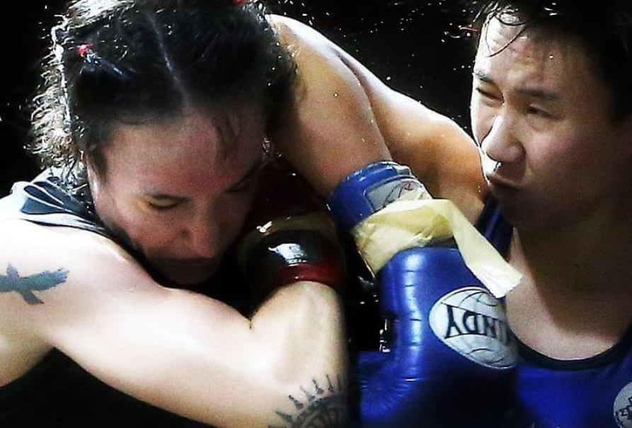 Sylvie vs Thanonchanok Fight 227