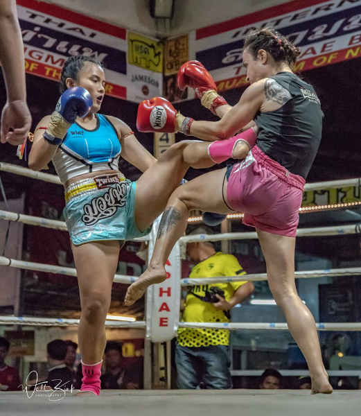 Fight 230 - Sylvie Muay Thai