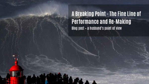 Breaking Point - Between Performance and Re-Making