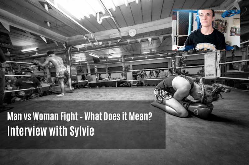 Man vs Woman Fight - What Does it Mean.