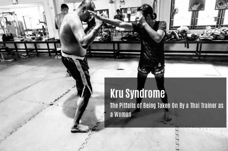 Kru Syndrom - Taken on as a Woman